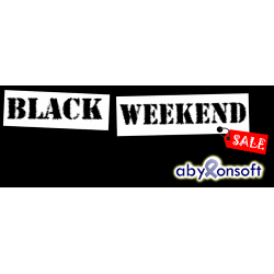 Grafik: Facebook Chronikbanner Black-Weekend-Sale2