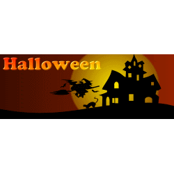 Grafik: Facebook Chronikbanner Halloween