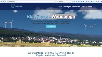 Info graphic RSS feed: New CSS3 animation on Blueflexx